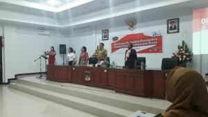 Bupati Minahasa ,Drs Royke H Mewoh DEA,Tindak Pidana Perdagangan Orang,Terung Ne Lumimuut