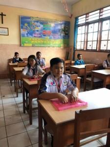 Richy Wenas akan mewakili Sulut di ajang OSN tingkat SMP