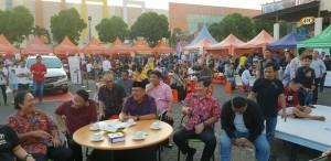 OD-SK Hadiri Festival Ramadhan PHBI di Kawasan Mega Mas Manado