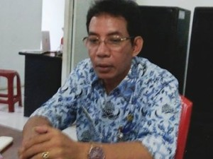 Kepala Dinas Pertanian, Ir Elly Sangian,