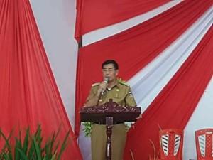 Bupati Minahasa ,Drs. Royke H. Mewoh, Bulan Puasa,