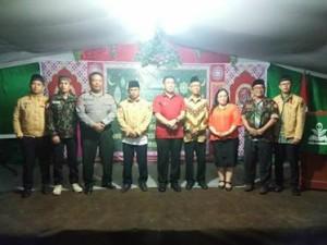 Penjabat Bupati Minahasa, Drs. Royke H. Mewoh, Pemuda Muhammadiyah Minahasa