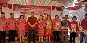 Kecamatan Tompaso, Drs. Royke H. Mewoh,