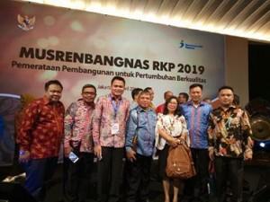 Plt Bupati Mitra Ronald Kandoli Usulkan Program Srategis di Musrenbangnas 2018