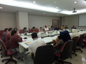 Pansus Perlindungan Anak Konsultasi di Kementerian PPPA