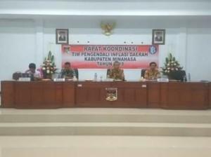 Rapat TPID minahasa, Wilford Siagian