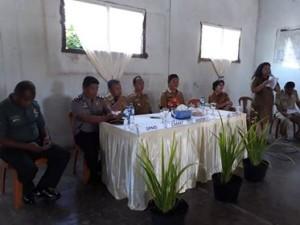 TEPD Pemkab Minsel, Desa Mopolo ,Karimbow Talikuran, Merry Togas,
