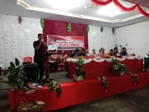 Tompaso Barat,  Drs. Royke H. Mewoh,