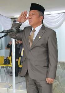 Wabup FDW Irup Peringatan Harkitnas ke-110 Pemkab Minsel