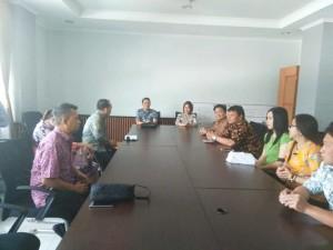 Kunker di DPRD Kota Bandung