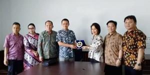 Susun Renja  BK 2019, DPRD Tomohon Kunker ke DPRD Kota Bandung