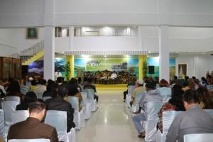Buka Puasa Bersama dan Silaturahmi Pemkot Tomohon dengan Umat Muslim