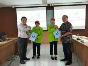 Toyota Motor Manufacturing Indonesia, Akademi Komunitas Logistik Bitung ,  Edward O Kanter