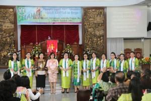 Ketua-ketua W/KI jemaat se-Wilayah Tomohon Satu