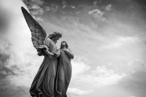 Evelyn , bertemu Malaikat, pengalaman hampir mati, NDERF