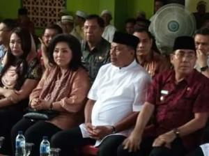 Mewoh Dampingi Gubernur Sulut Safari Ramadhan di Mesjid Annur Tanawangko