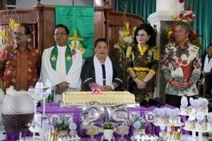 CEP ,FDW Hadiri , GMIM Efrata Uwuran Dua ,Amurang
