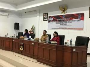Drs Royke H Mewoh DEA, TP PKK minahasa, P3KSS