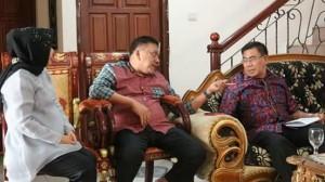 Bupati Minahasa Dampingi Gubernur Sulut Hadiri Perayaan Lebaran Ketupat Di Kampung Jawa4