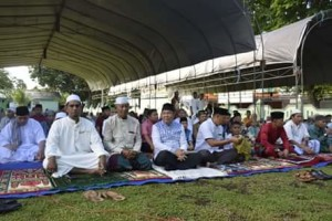 Idul Fitri di Bitung Momentum Menjaga Persatuan dan Kesatuan Bangsa