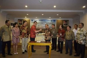 Jembatan Bitung-Lembeh,  Focus Grup Discussion Lembeh Island Low Carbon ,Smart Infrastructure Development