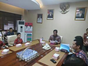 Wagub Kandouw Lepas Kontingen OSN Utusan Sulut