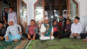 Lebaran Ketupat ,Kampung Jawa, Tondano