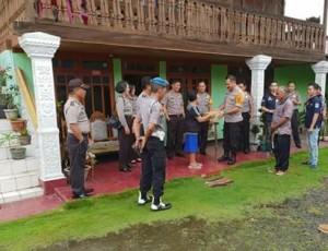 Polres Minahasa,  Hut Bhayangkara ke-72,