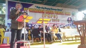 Pemuda GMIM , Frangky Donny Wongkar,  PKPG GMIM 2018