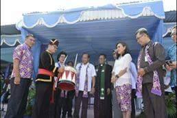 Walikota Bitung Minta Generasi Muda Jadi Alat Untuk Kemuliaan Nama Tuhan