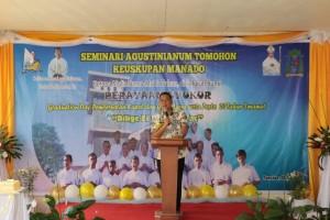 Perayaan 40 tahun Seminari Agustianum