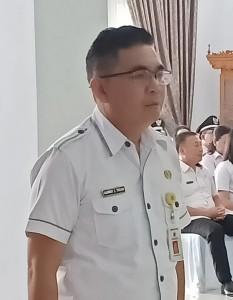 Albert J Tulus SH, Kepala Dinas Dukcapil Kota Tomohon