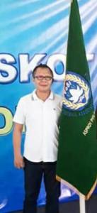 Gerald J lapian, Ketua Askot PSSI Tomohon