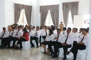 Peserta Benchmarking Diklat PIM III Provinsi Bali