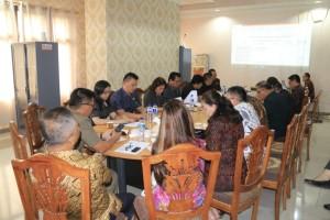 Rapat Banggar DPRD dan TAPD