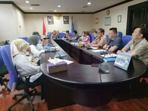 Pansus Perlindungan Anak DPRD Tomohon di Kemendikbud