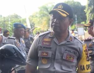 Amankan Perayaan Idul Fitri, Polres Minsel Siapkan Pos Pelayanan dan Pengamanan