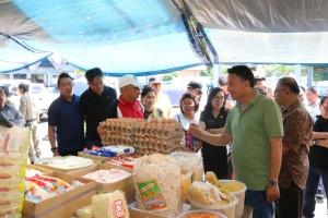 Wali Kota berharap ketersediaan bahan pkok hingga Hari Raya Lebaran