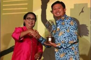 Kota Layak Anak 2018, Menteri PPPA, Yohana Susana Yembise, Audy Pangemanan