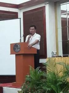 Bupati Mewoh Buka Bimtek Tata Kelola Pemerintah Desa1