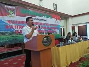 Bupati Mewoh Buka Bimtek Tata Kelola Pemerintah Desa2