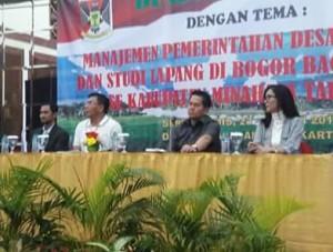 Bupati Mewoh Buka Bimtek Tata Kelola Pemerintah Desa3