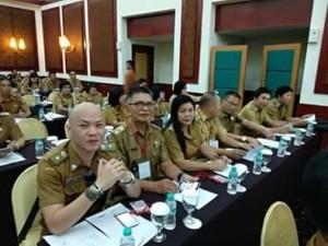 Bupati Mewoh Buka Bimtek Tata Kelola Pemerintah Desa5