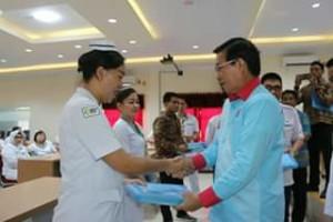 Pemkot Manado Dukung RSUP Prof Kandou Jadi Rumah Sakit Terakreditasi Internasional