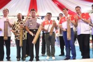 Dibuka Kapolda Sulut, Kejuaraan Tinju Internasional Kapolri Cup II Resmi Bergulir