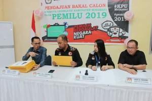 Pendaftaran Ditutup, Ada 15 Parpol yang Daftarkan Calegnya di KPU Minahasa