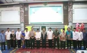 Halal Bi Halal Pemkot Manado, DR Ir GS Vicky Lumentut
