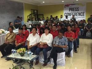 KPU Mitra Tetapkan JS-Oke Sebagai Bupati-Wakil Bupati Terpilih