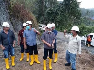 PT Sumber Energi Jaya, limbah PT Sumber Energi Jaya, DPRD Minsel, Steven Lumowa, Welly Liwe ,Joppy Mongkaren,