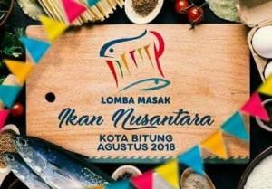 Lomba Masak Ikan Nusantara, Masak Ikan Nusantara 2018. Audy Pangemanan,